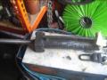 Гидроцилиндр подъема плуга КО-713-201200